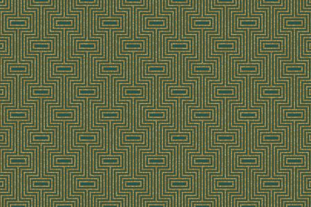 Optical Pharaoh Tile Pattern