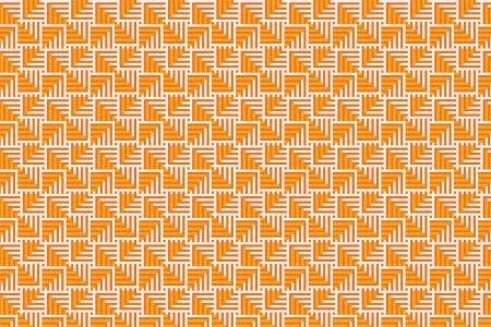 Plateau Ablaze Tile Pattern