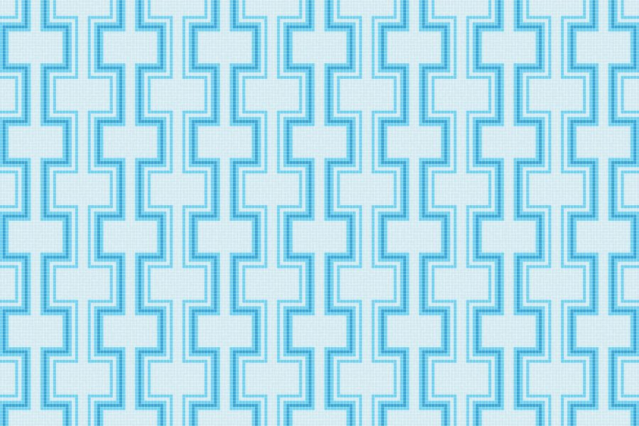 Retrograde Lake Tile Pattern