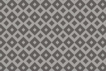 Rhombi Pewter3 Tile Pattern