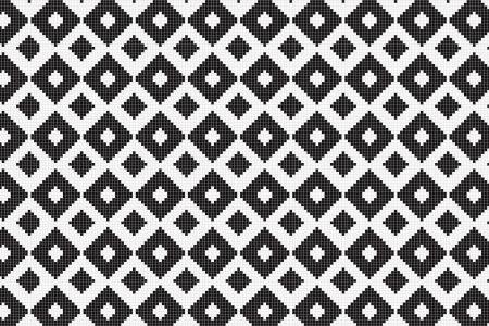 Rhombi Pewter4 Tile Pattern