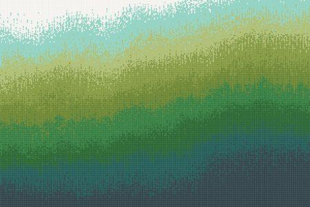 Sediment Lagoon Tile Mural