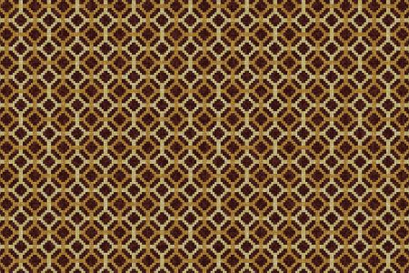 Spectacle Honey Tile Pattern