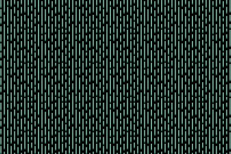 Stellar Digital Turquoise Tile Pattern