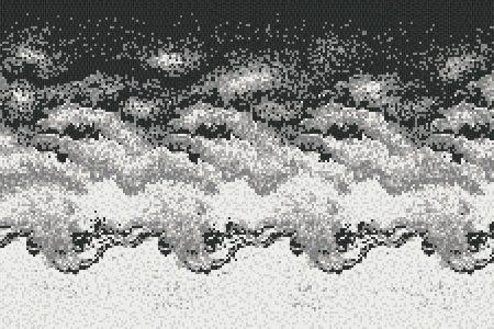 Stratify Lunar Tile Pattern