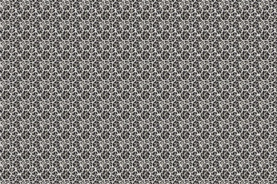 Watercell Lunar Tile Pattern