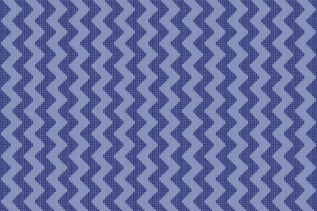 Zig Moonrise2 Tile Pattern