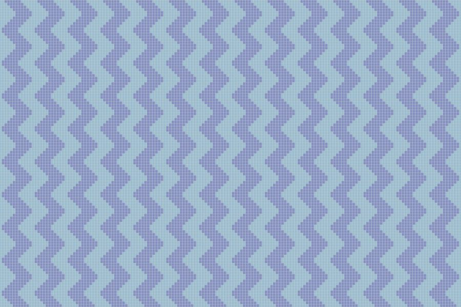 Zig Moonrise3 Tile Pattern