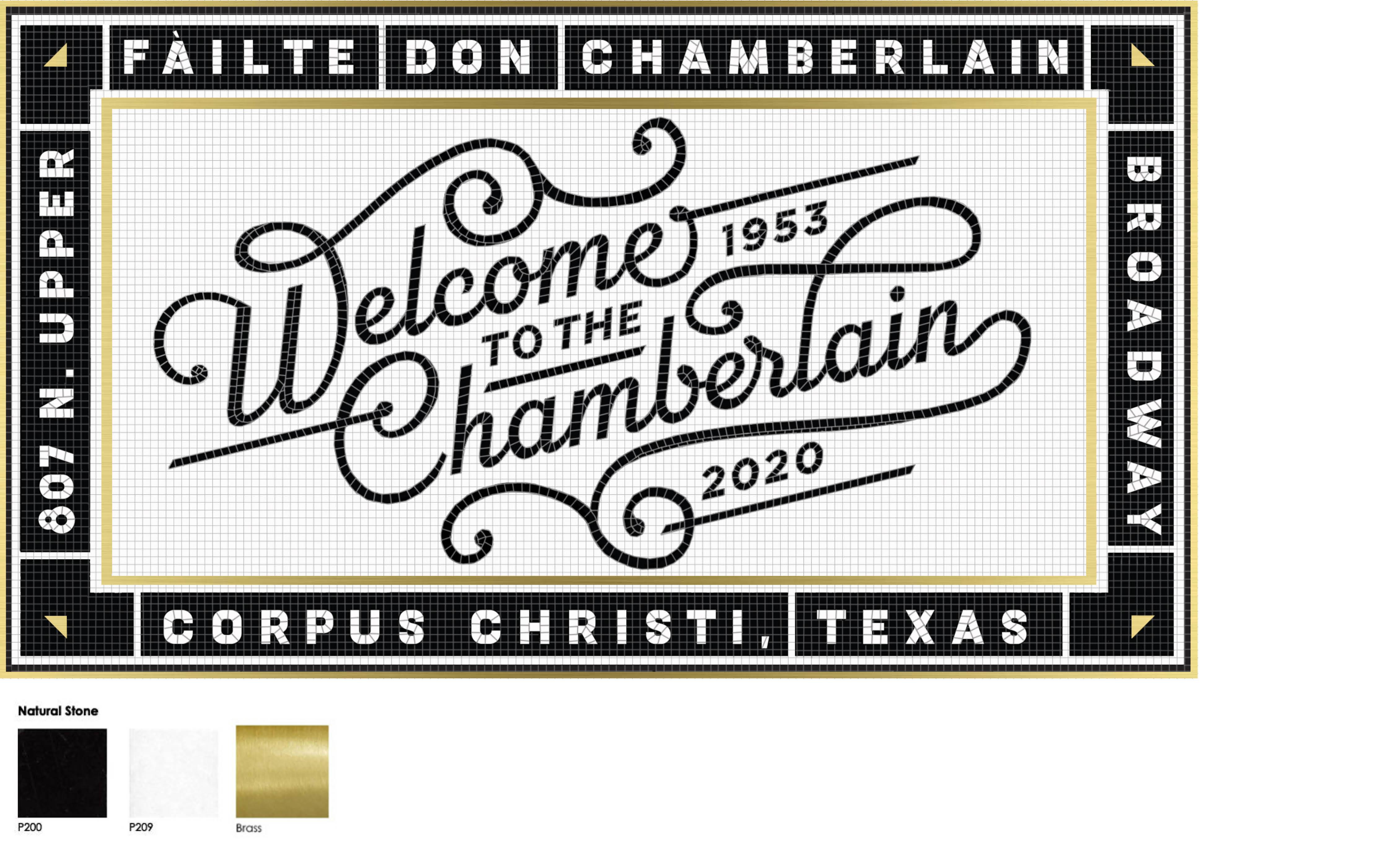 The Chamberlain Rendering