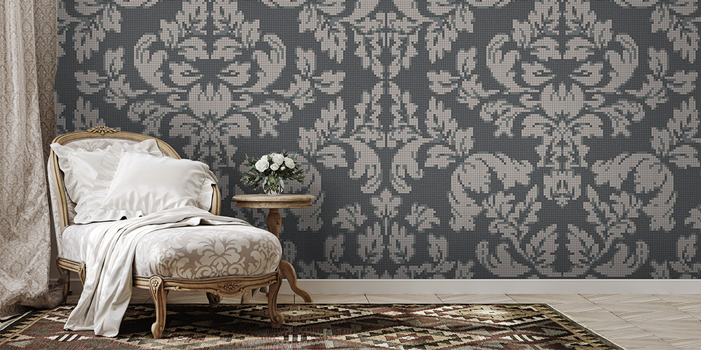 Classic patterns inspired by traditional textiles